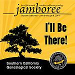 I'll be at Jamboree 2014