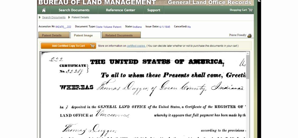 History Geo BLM Document
